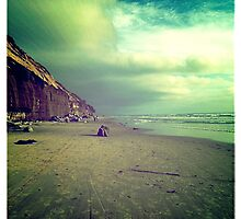 Moonlight Beach by deepbluwater