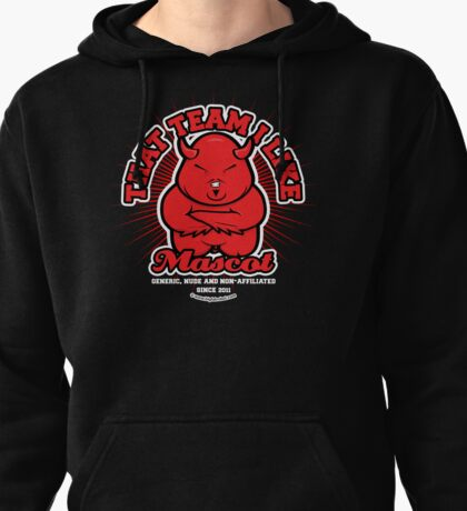 That Team I Like #1 Pullover Hoodie