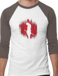 The way of the samurai warrior Men's Baseball ¾ T-Shirt