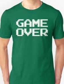 Gamer Over T-Shirt