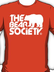 The Bear Society Slant T-Shirt