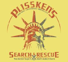 Snake Plissken's  Search & Rescue Pty Ltd Kids Clothes