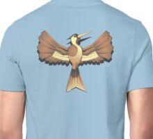 Golden Bird Unisex T-Shirt