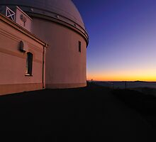 Lick Observatory  •  Mt. Hamilton  •  San Jose, California by Richard  Leon