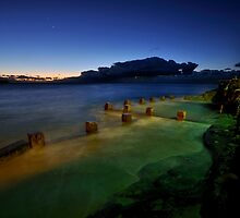 Planets gather for our Sunrise by Ian Berry