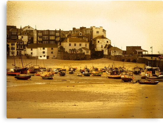 St Ives, Cornwall by Jenny Wood