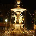 Alexandra Fountain, Bendigo by Justine Armstrong