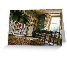 Dales Kitchen Greeting Card