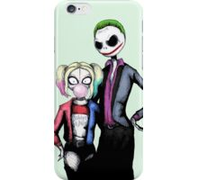 Suicide Nightmare Squad iPhone Case/Skin