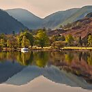 Morning light on the Ullswater fells by Shaun Whiteman