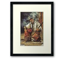 The Winchester Framed Print