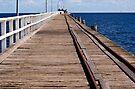 Busselton Jetty, Busselton, Western Australia by haymelter
