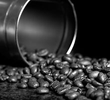 COFFEE BEANS by Rick Knowles