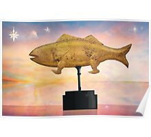 Coelacanth. Poster