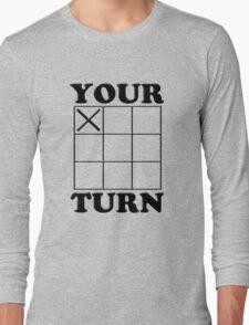 Your Turn Long Sleeve T-Shirt