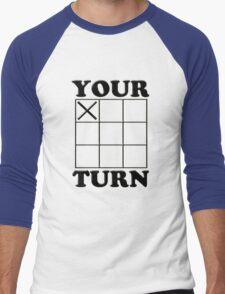 Your Turn Men's Baseball ¾ T-Shirt