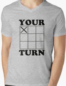 Your Turn Mens V-Neck T-Shirt
