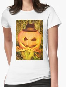 scary pumpkin hat T-Shirt