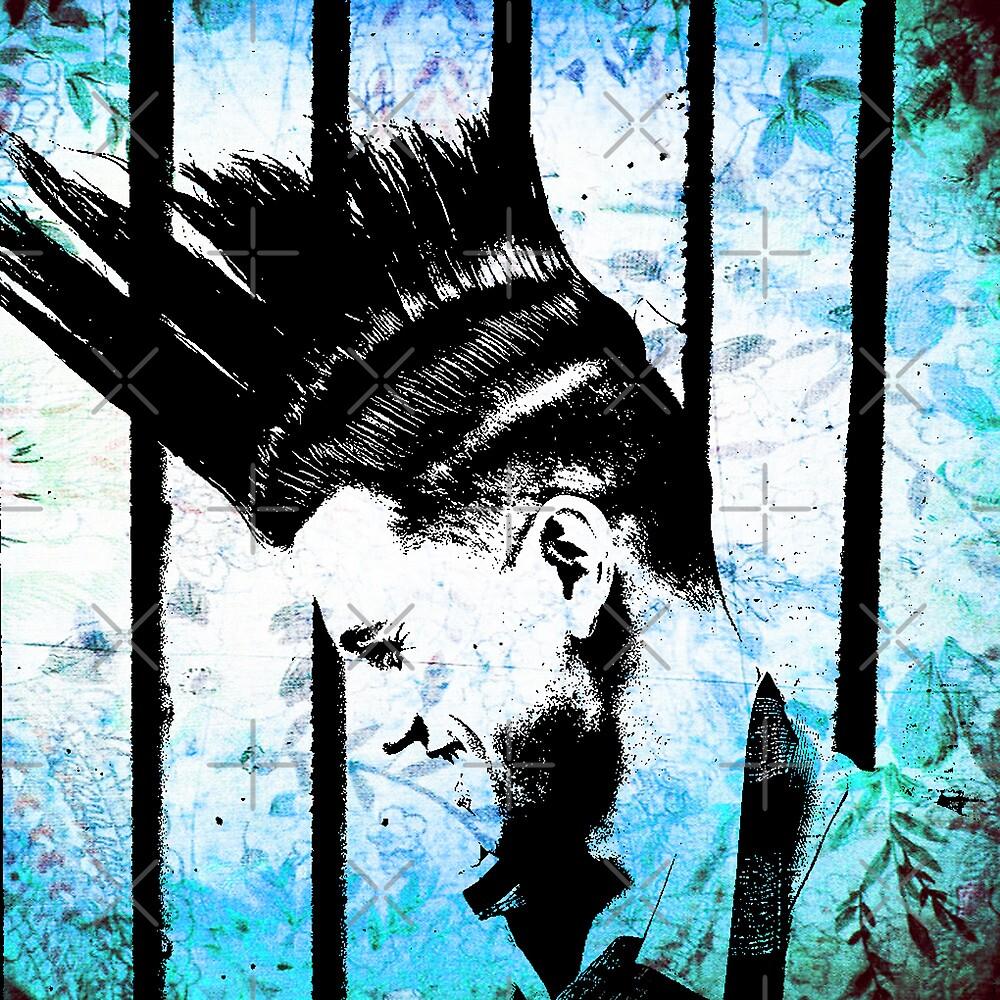 blue punk by Gal Lo Leggio
