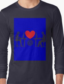online dating Long Sleeve T-Shirt