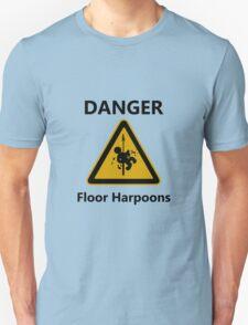 Danger Floor Harpoons - Light Tee T-Shirt