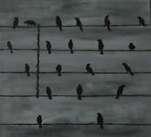 """The Birds"" by Gabriella Nilsson"