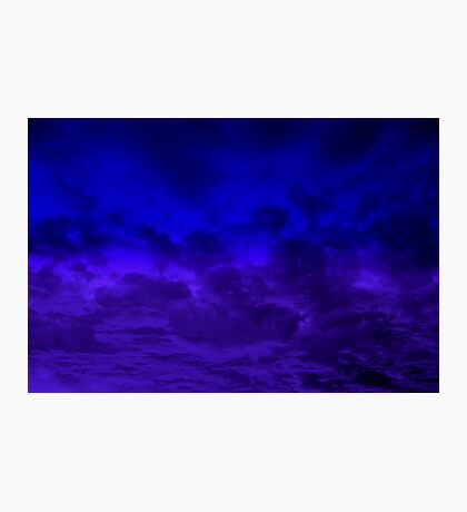 Cloud Effects Photographic Print