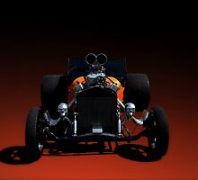 """1923 Ford Bucket T Hot Rod """"The Skulls"""" by TeeMack"""