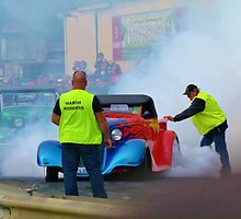 Hot smokin rubber by lols