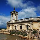 Normanton Church (Colour) by Mike Topley