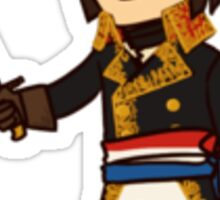Tiny Napoleon Sticker