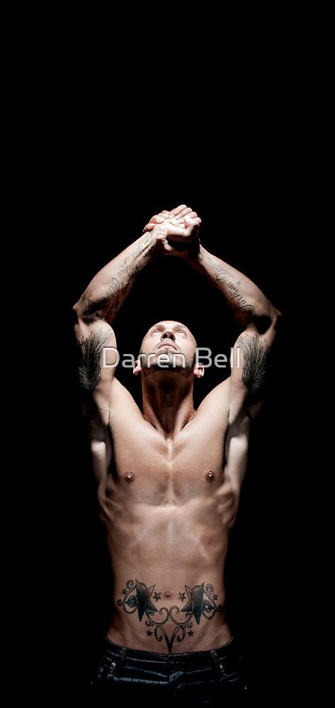 Male Form 3 by Darren Bell