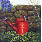 The Watering Can by freespirit1972