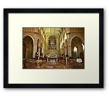 St Mary Cathedral Framed Print