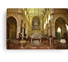 St Mary Cathedral Canvas Print