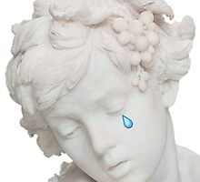 Statue Crying {CASES, ETC} by sadboyss