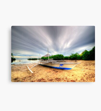 Cloud Zoom 1.0 Canvas Print