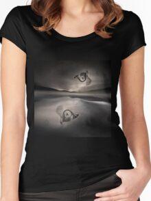 VALTORKIRIA II Women's Fitted Scoop T-Shirt
