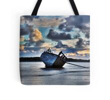 Donegal Shipwreck (Eddies boat) Tote Bag
