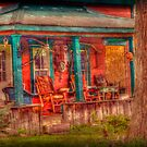 Where I come from a lotta front porch sitiin by BigD