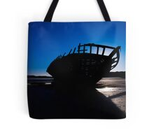 Shipwreck, Bunbeag Co. Donegal Tote Bag