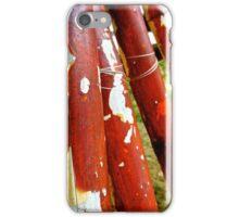 Seeing red.... iPhone Case/Skin