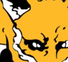 Fox Hound logo (high resolution) Sticker