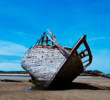 Shipwreck 3, Bunbeag Co. Donegal by Stephen Lawlor
