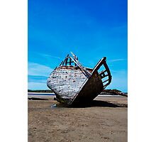 Shipwreck 3, Bunbeag Co. Donegal Photographic Print