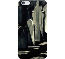 They Stand Behind Us iPhone Case/Skin