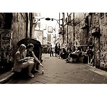 """Lunch Break"" Photographic Print"