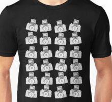 24 Negative Cameras  Unisex T-Shirt