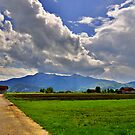 Loisach Valley Schlehdorf Germany by Daidalos