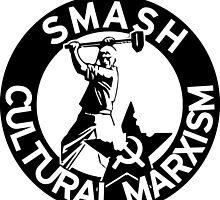Smash Cultural Marxism by ashkenazijew